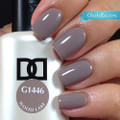 Daisy Gel Polish Woodlake 1446. Swatch from chickettes.com