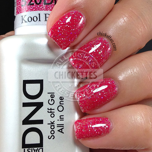Daisy Gel Polish Kool Berry #520