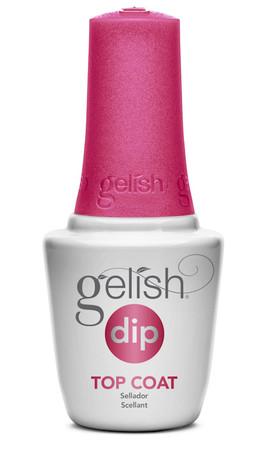 Gelish Dip Top Coat