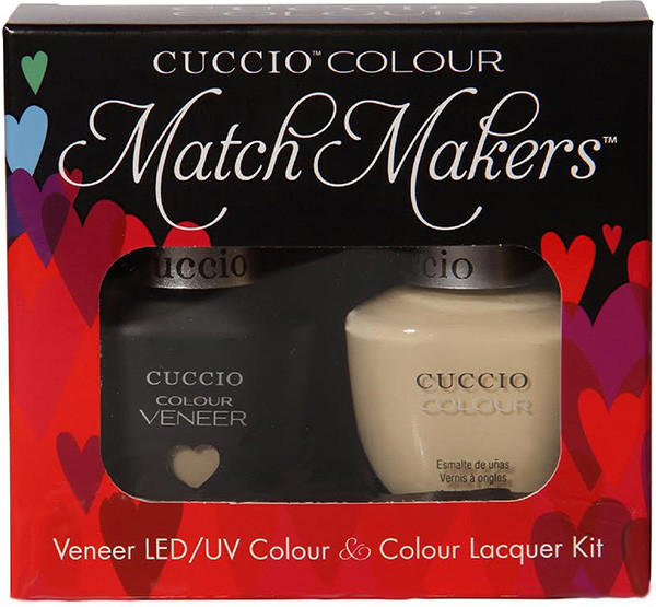 Cuccio match makers gel polish trust yourself solutioingenieria Gallery