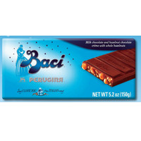 Perugina Baci Bars Milk Chocolate Display