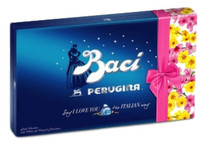 Perugina Baci Dark 12pc Spring Sleeve Box 6.03 oz (Case of 12)