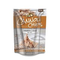 Golden Cannoli Chip Cinnamon & Sugar  5.1oz bags (Pk of 8)