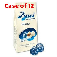 Baci White Chocolate 5oz Gift Bag  (Case of 12)