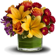 Autumn Passages Bouquets