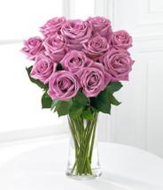 Soft Serenade Rose Bouquet