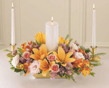 Infinite Love Unity Candle Arrangement