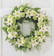 With This Ring Wreath