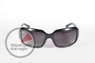 Chix 5th Avenue Sunglasses - Black Frame with Smoke Fade Lenses