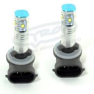 Cyron Lighting 881 LED Fog Light/Passing Light Bulb (Pair) H-D 05-Up