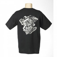 Shovelhead Engine T-Shirt