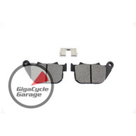 Kevlar Rear Brake Pads Sportster 2007-up