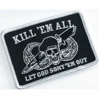 Biltwell, Inc. Kill 'em All Patch