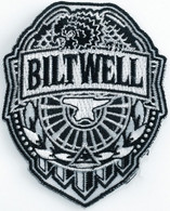Biltwell, Inc. Rooster Patch