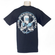 Ride, Wrench, Repeat Chopper T-Shirt