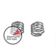 "Chrome 2"" Seat Spring Set"