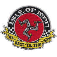 Isle of Man Patch