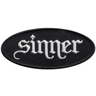 Sinner Patch