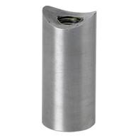 "Coped Steel Bungs 1-1/2"" Long - 3/8-16 Thread"