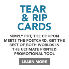Tear & Rip Card Printing