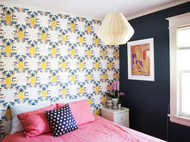 The Fresh Appeal of Wallpaper