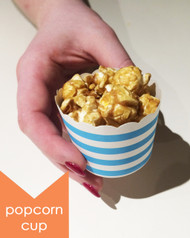 Popcorn Mini Cups (holds 1/2 cup of popcorn)