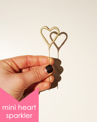 Heart Sparklers (4 pack)