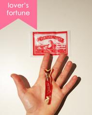Fickle Fish Fortune