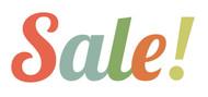 Summer Sale Cafe Bag: Coconut Cloud