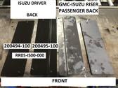 RR05-IS00-000 RISER-ISUZU-SERV-98