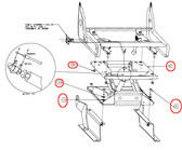 National Seating Height Adjuster