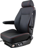Knoedler Low profile suspension seat, the Extreme Lowrider