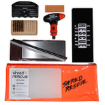 Shred Rescue Pro Snowboard Tuning Kit