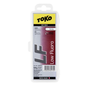 Toko LF Red fluorinated racing wax