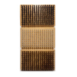 SVST Brushes 3 pack - Brass, Nylon, Horse Hair