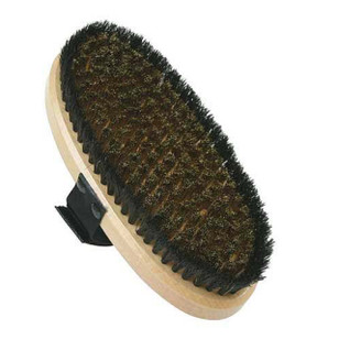 SVST Oval Bronze + Horsehair Brush