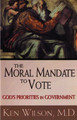 The Moral Mandate To Vote