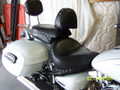 YAMAHA 1600/1700 ROADSTAR WITH MUSTANG SEATS