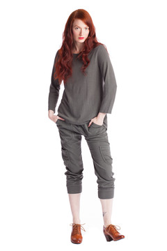 Prairie Underground - Joey Pant in Drab $172 - Show Pony Boutique