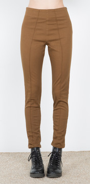 Prairie Underground - Long Cigarette Pant in Umber $150 - Show Pony Boutique