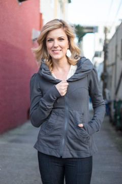 Prairie Underground - Cloak Hoodie in Drab $230 - Show Pony Boutique