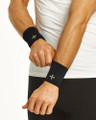 Tommie Copper Men's Recovery Compression Wrist Sleeve (1601UR)