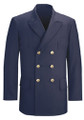 100% Polyester Double Breasted Dress Coat