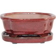 """6"""" Pot & Tray (613-S)"""