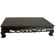 """15"""" Hand Carved Table (BT09C)"""
