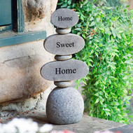 Caim Sculpture | Home, Sweet, Home - Cut Stone