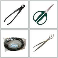 The Bonsai Site's Exclusive 4 Piece Bonsai Tool Kit (BS-01)