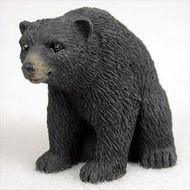 Bear Black Figurine