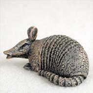 Armadillo Bonsai Tree Figurine