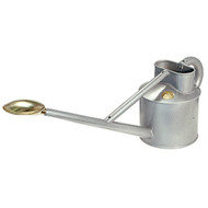 Bonsai Tree Watering Can from Haws | 1 Gallon (Silver)